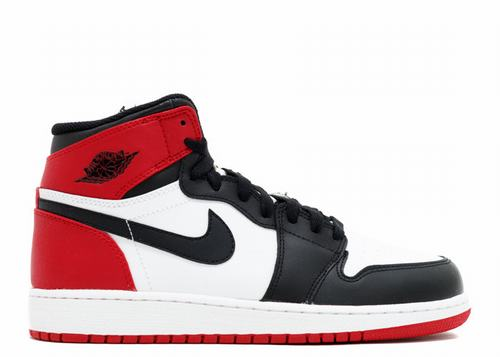 Air Jordan 1 High OG Black Toe